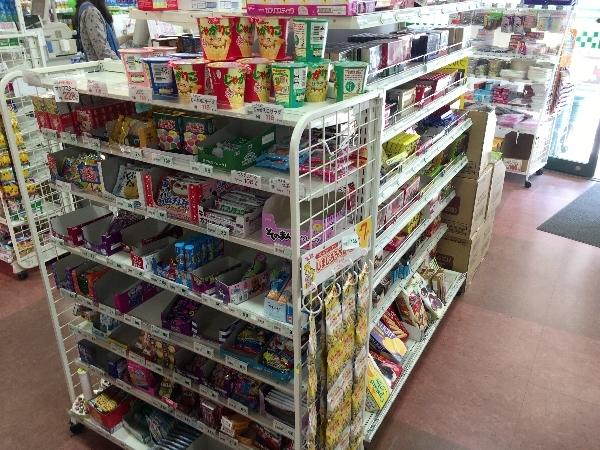 スーパーで売っているお菓子