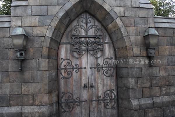 USJハリーポッターエリアドアの鍵が動く魔法