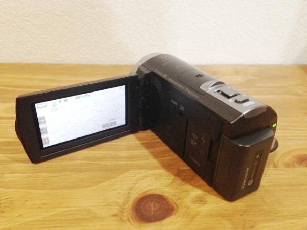 ソニー ビデオカメラ HDR-CX430V