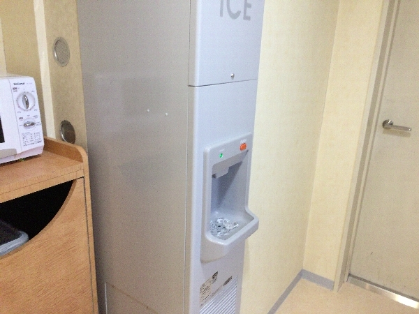 ホテル京阪ユニバーサル・シティの製氷機
