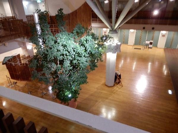 ホテル・ロッジ舞洲の館内