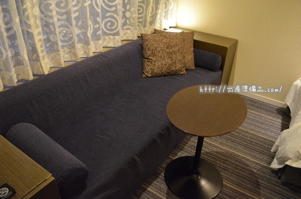 ユニバーサルポートホテルのスタンダードツイン