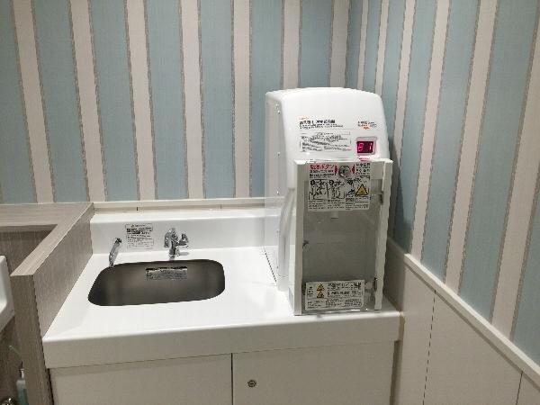 ユニバーサル・シティウォーク大阪の授乳室