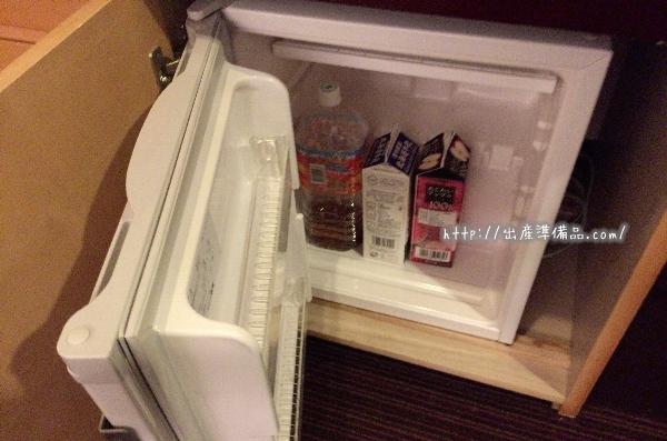 ホテル京阪ユニバーサル・タワーの冷蔵庫