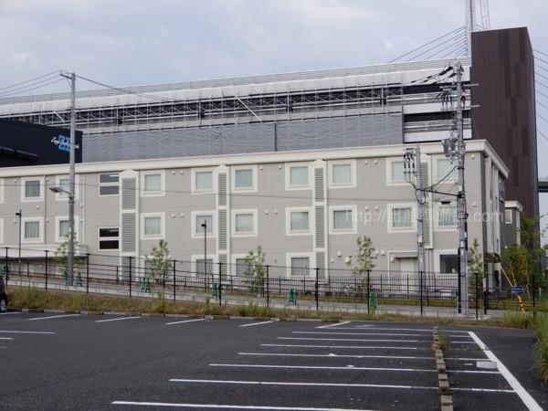 ラ・ジェント・ホテル大阪の近くの駐車場
