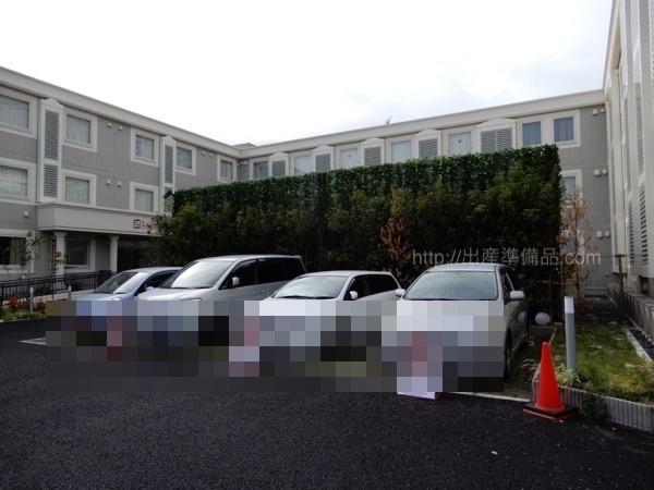 ラ・ジェント・ホテル大阪の駐車場