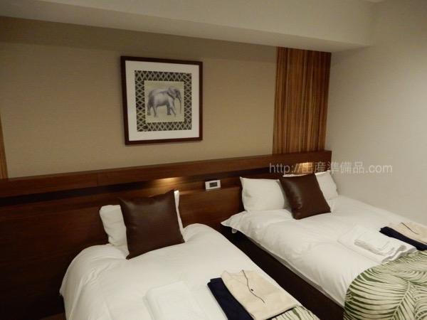 ラ・ジェント・ホテル大阪ベイツインルームの写真