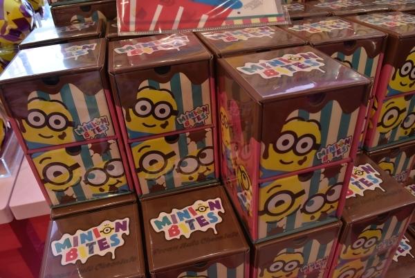 USJミニオンズグッズ:お菓子