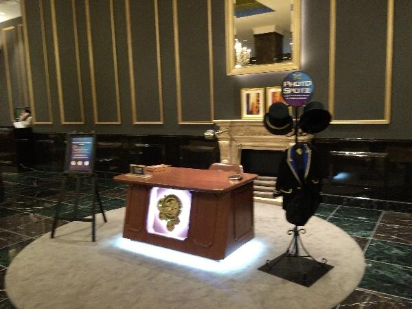 パークフロントホテルの写真撮影スポット