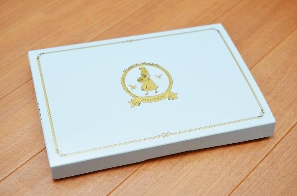 プラチナベリーの箱