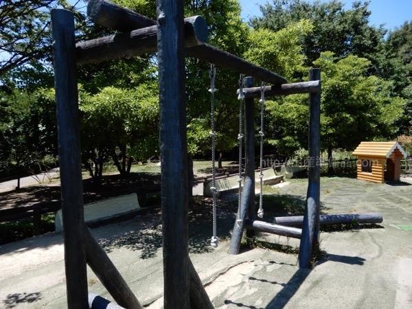市民四季の森(小牧)|わんぱく冒険広場
