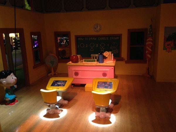 教室のセット