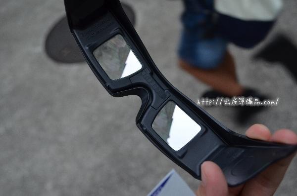 ワンピース・プレミアショー2016で使用した3D眼鏡