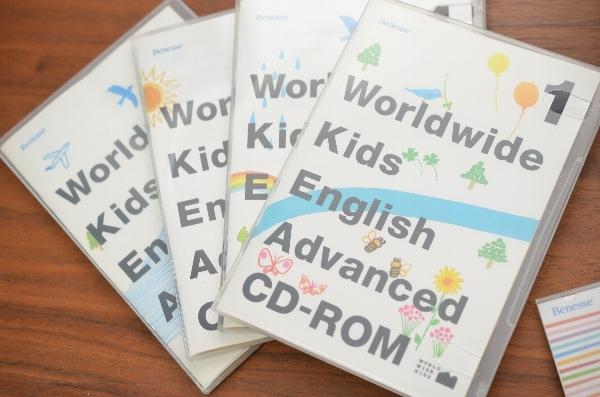 ワールドワイドキッズのCD-ROM