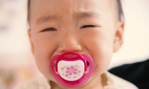 赤ちゃんのぐずり