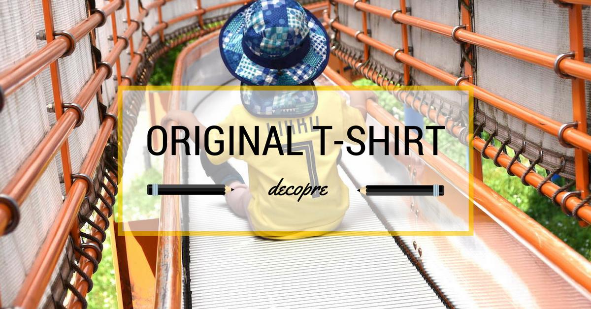 オリジナルTシャツデコプレ