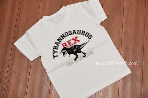 「ARアプリ」で恐竜や生き物が飛び出して見えるTシャツ「T-REX」