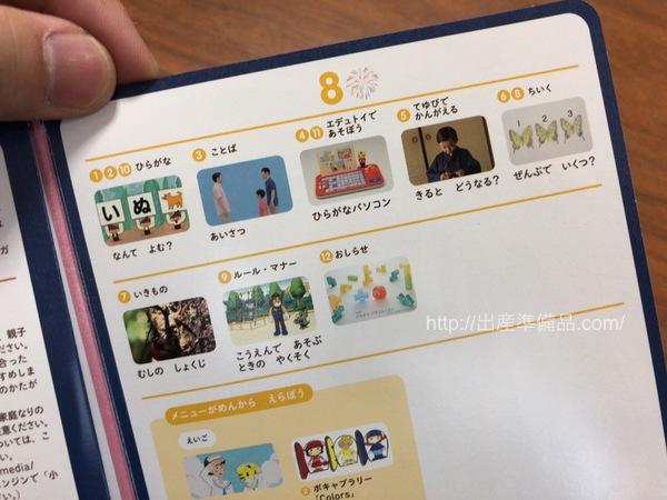 こどもちゃれんじほっぷ7月号DVD