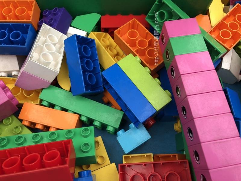 レゴランドのブロック