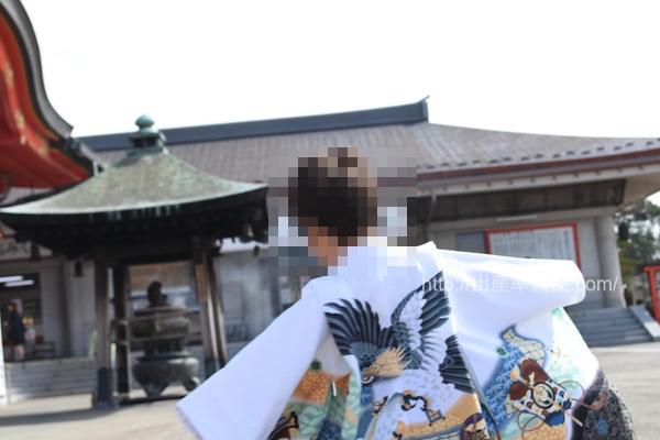 犬山成田山の七五三