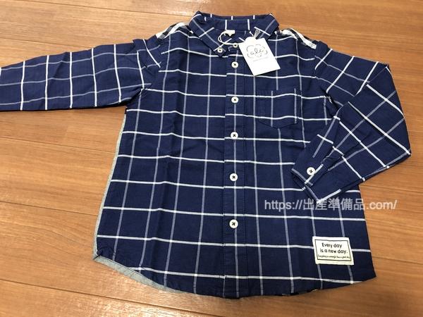 アプレレクール 120サイズのシャツ